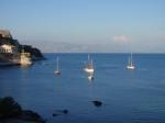 05 - Adriatica ankret utenfor Kerkyra by