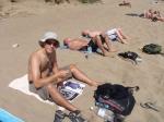 06 - På stranden med Jesper og Christopher