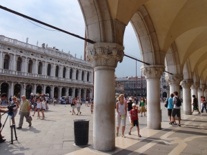 Markusplassen, Venezia