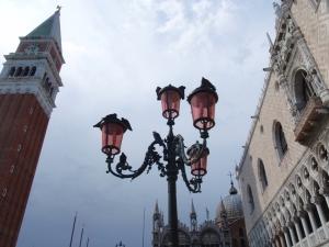Markusplassen, Venezia.