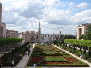 Brüssel!