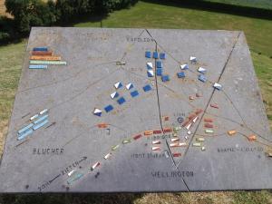 Slaget ved Waterloo.
